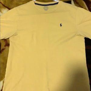Yellow Polo Ralph Lauren T-Shirt